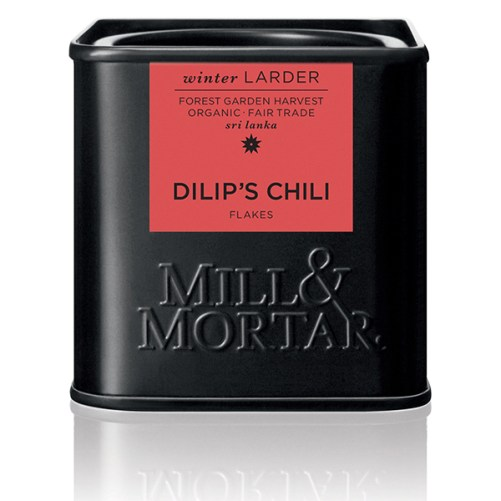 chilivlokken Mill & Mortar Dilip's Chilivlokken