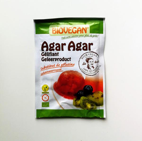 agar agar Biovegan plantaardig geleermiddel