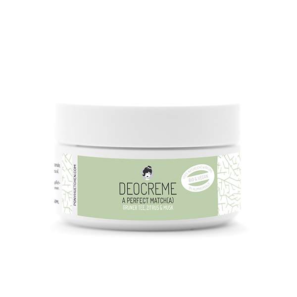 PonyHuetchen deocreme a perfect matcha