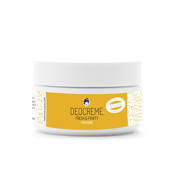 deocreme fresh and fruity PonyHütchen deodorant 50ml