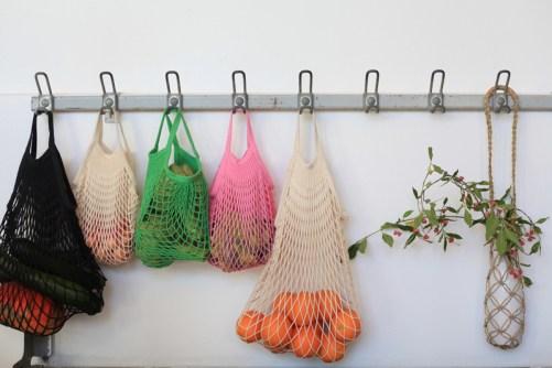 filt net bag market bag