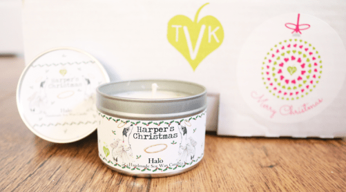 Harper's Candles Halo