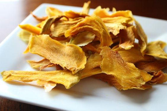 gedroogde mango 200gr bij tAK