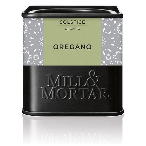 oregano Mill & Mortar Oregano bio kruiden