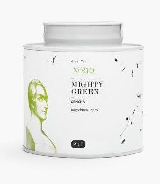 paper and tea mighty green caddy
