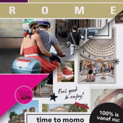 time to momo reisgids rome