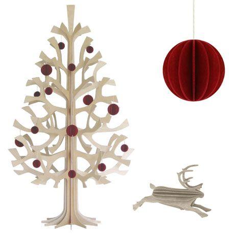 de andere kerstboom