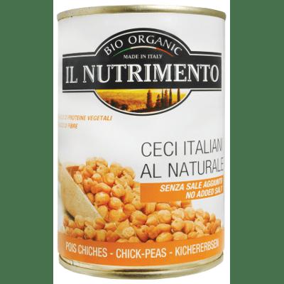il nutrimento - kikkererwten zonder zout