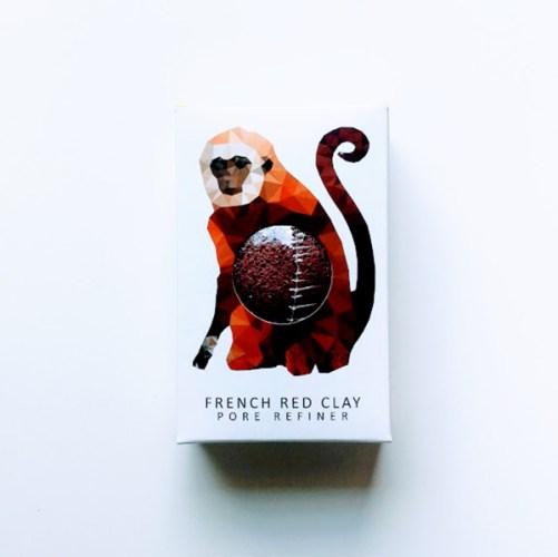 Rainforest Monkey Konjac Spons vegan