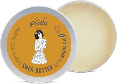 zoya goes pretty shea butter with argan oil 90gr