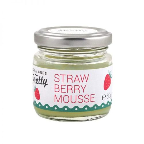 Zoya goes Pretty Strawberry Mousse 60gr