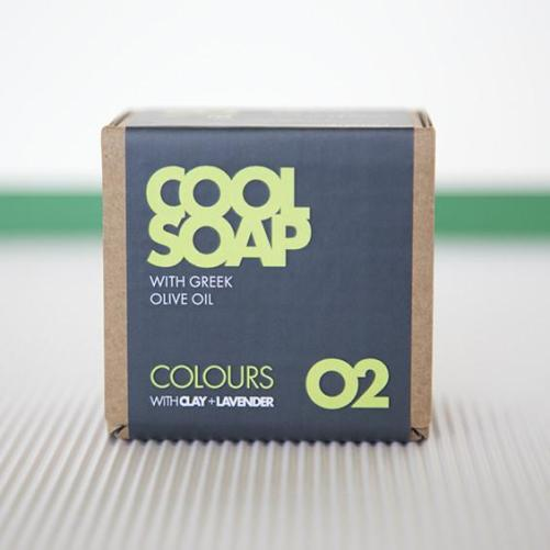 Cool Soap Colours 02 vegan zeep zero waste tAK