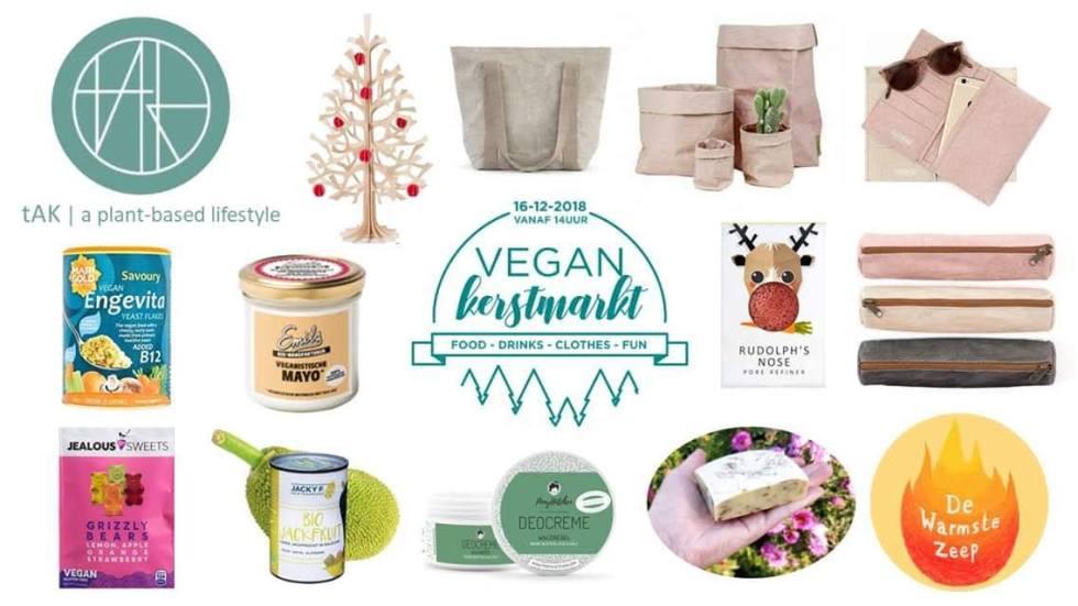Vegan kerstmarkt Leopoldsburg