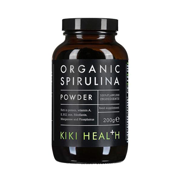 bio spirulina poeder Kiki Health Spirulina bio 200gr
