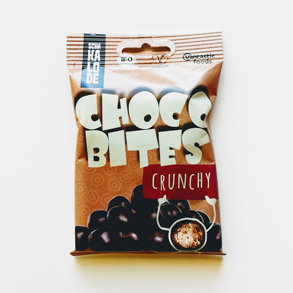 vegan maltesers Choco Bites Crunchy Vantastic Foods