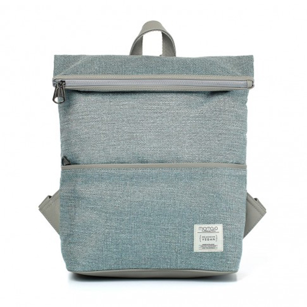 essential rugzak The Essential Backpack Light Blue Miomojo