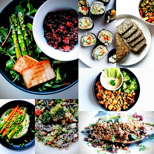 lenteproof worden met gezonde voeding