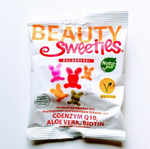 Beautysweeties sugar free vegan snoep suikervrij