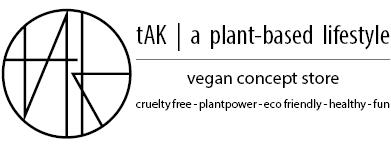 logo tAK a plant-based liefstyle vegan webshop