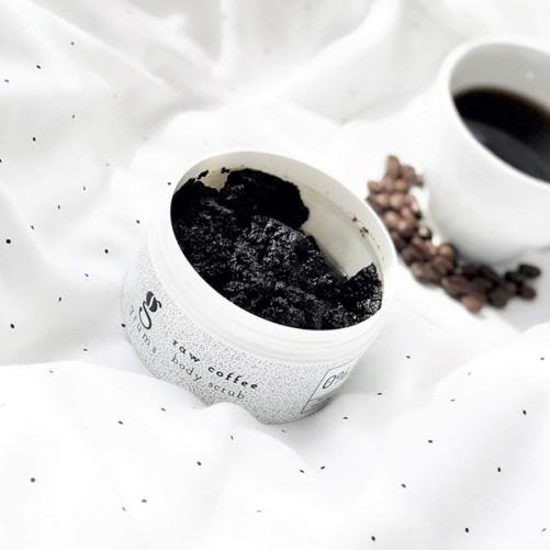 Grums Coffee Body Scrub 200ml vegan scrub