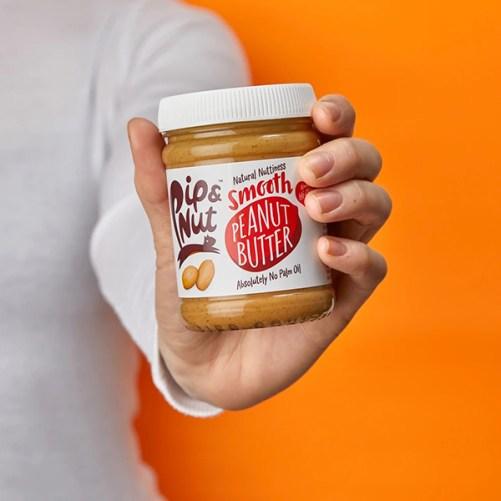 Pip and Nut pindakaas Smooth Peanut Butter Jar