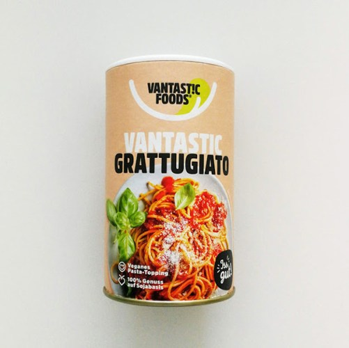 grattugiato vegan parmezaanse kaas vantastic foods
