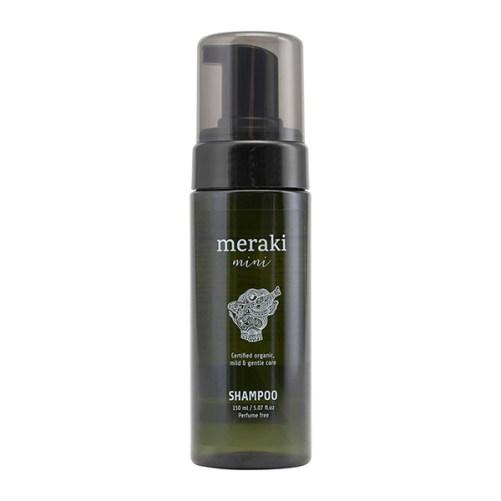 Meraki Shampoo mini vegan shampoo voor baby en kind 150ml