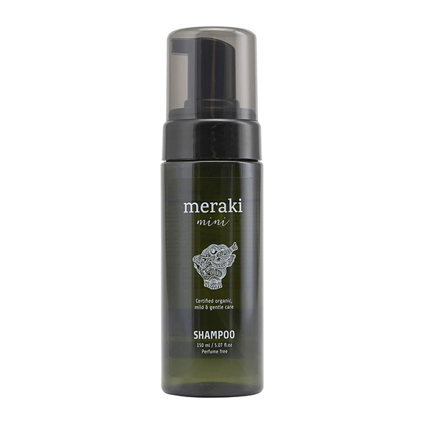 Meraki Shampoo mini vegan shampoo voor baby en kind 150ml