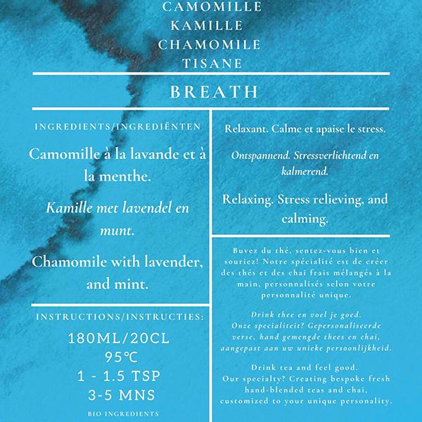 Madn Breath Chamomile Tea