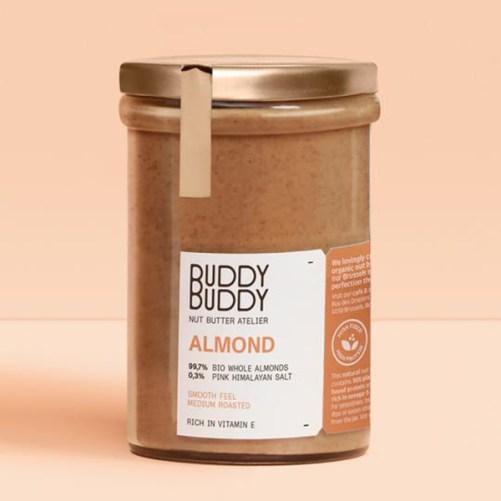 buddy buddy almond butter zachte amandelpasta
