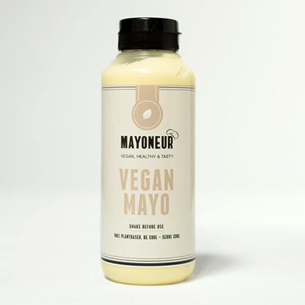 Mayoneur Mayo vegan mayonaise 265ml