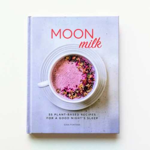 Moon Milk Gina Fontana