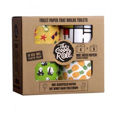 the good roll toiletpapier