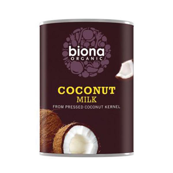 Biona Kokosmelk bio Coconut Milk 400ml