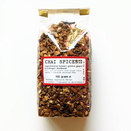 chai spices chai kruiden 110gr