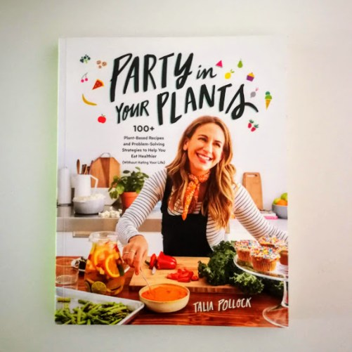 Party in your Plants vegan kookboek paperback