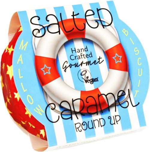 round ups salted caramel ananda foods vegan koek 75gr
