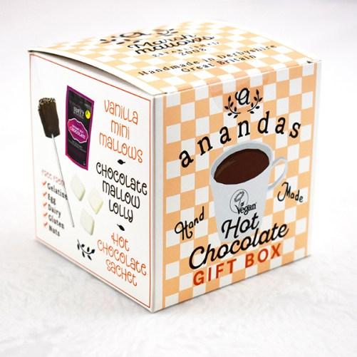 Ananda Foods Hot Chocolate Gift Box vegan