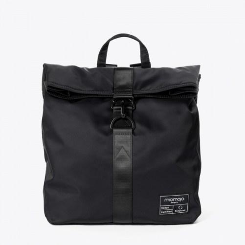 miomojo penelope backpack nero vegan rugzak