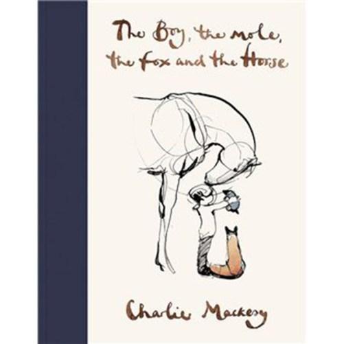 boy mole fox horse boek