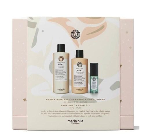 Maria Nila Holiday Box Head & Hair Heal vegan shampoo