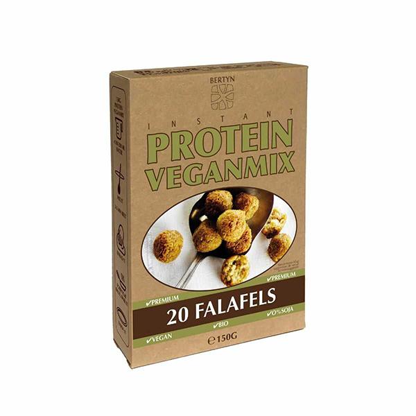 Bertyn Instant Veganmix Falafel 150gr lactosevrij