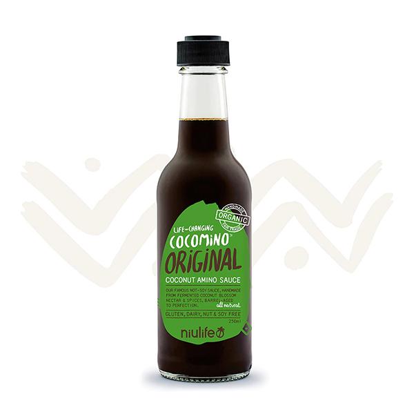 Niulife Cocoamino Original Coco Aminos 250ml