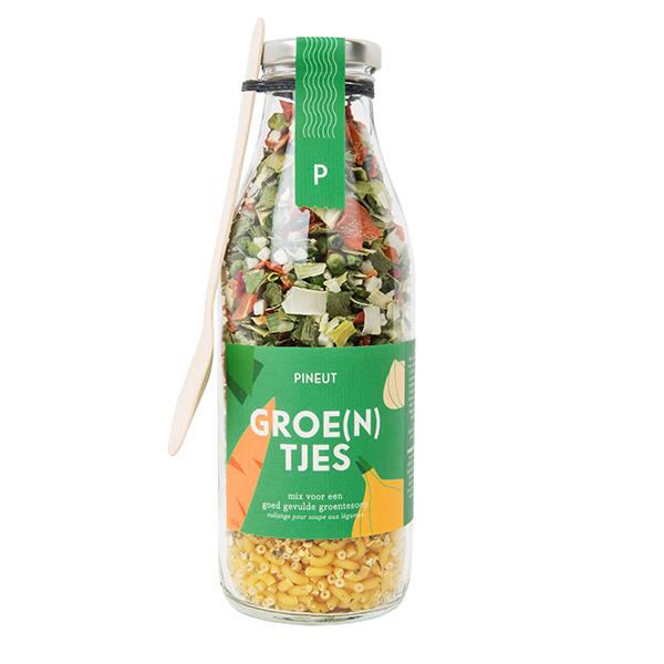 pineut groetjes proentesoep vegan soepmix