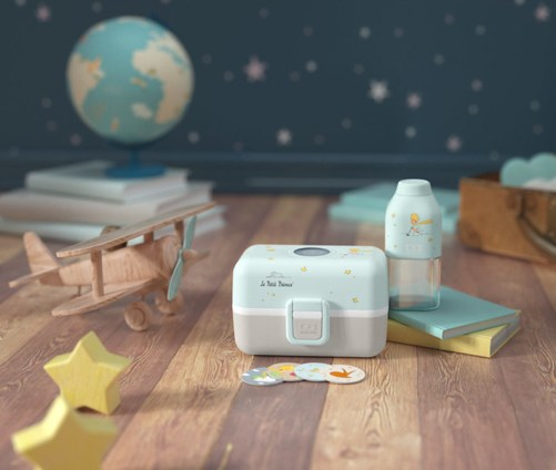 monbento positive S The Little Prince waterfles kind 330ml
