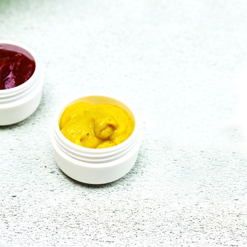 monbento temple pink blush medium sauspotje