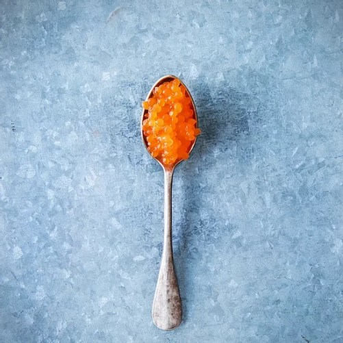 umiami sans saumon, vegan zalmeitjes 100gr
