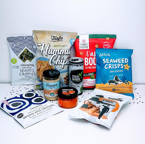 vegan gift box aperitieftijd vegan cadeau