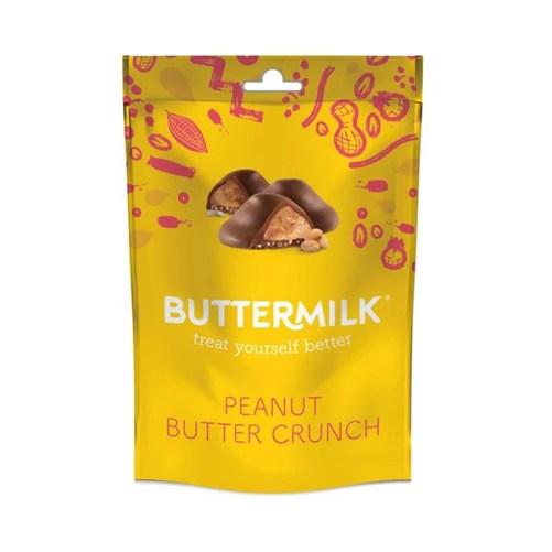 buttermilk peanut butter crunch vegan lactosevrije chocolade 100gr