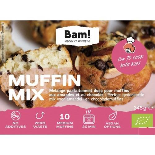 bam muffin mix vegan bakmix